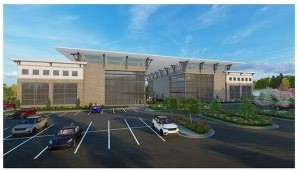 Pinehurst Surgical Clinic rendering