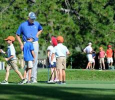 U.S. Kids Golf:  Welcome to Moore County!