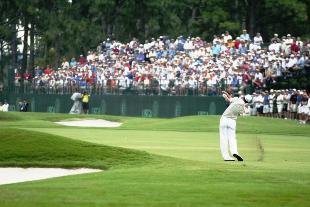 2005 U.S. Open Championship, Pinehurst No. 2