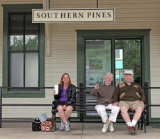 Quintessentially Southern Southern Pines is Idyllic Weekend Getaway