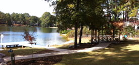 Spring Valley Lake Park, Whispering Pines