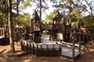 Camelot Playground, Cannon Park, Pinehurst