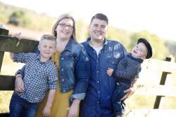 David Lambert & Family