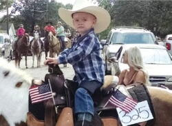 Farmers Day Parade, Robbins