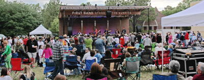 First Friday, Southern Pines