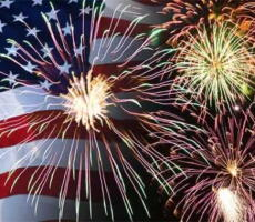 Stars & Stripes:  2018 July 4th Celebrations