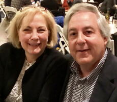 Meet Mark & Mary Edwards - Thanksgiving Golfers