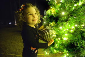 Pinehurst Tree Lighting 2017