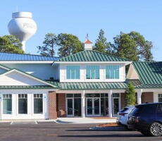 New Year Brings Opening of New Community Center