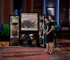 Update on R. Riveter:  Company Back on Shark Tank for Exclusive Behind-the-Scenes Look