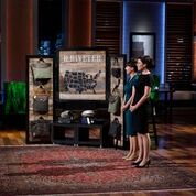 R. Riveter on Shark Tank Feb 2016