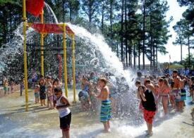 Splash Moore, Hillcrest Park