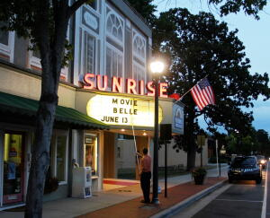 Sunrise Theater, Southern Pines