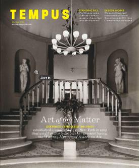 Tempus Magazine Cover