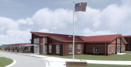 Aberdeen Elementary School rendering