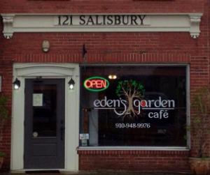 Edens Garden Cafe
