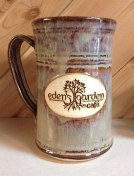 Edens Garden Cafe Mug