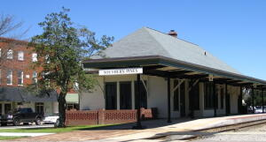 Southern Pines Depot