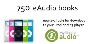 750 audio books