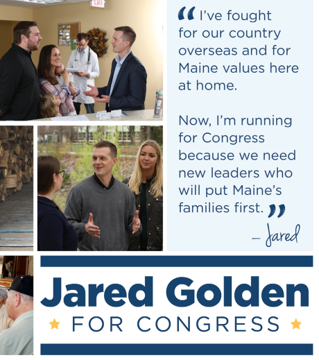 Rep. Jared Golden