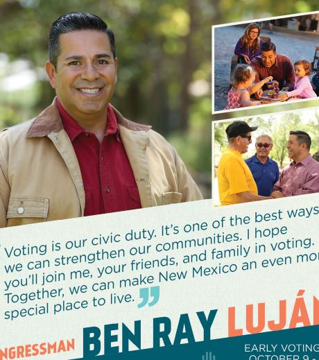 Senator Ben Ray Luján