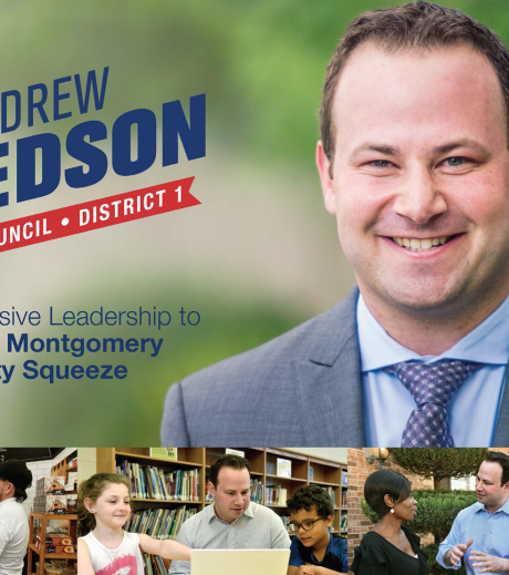 County Councilman Andrew Friedson