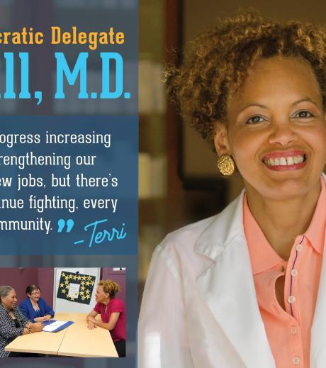 Delegate Terri Hill