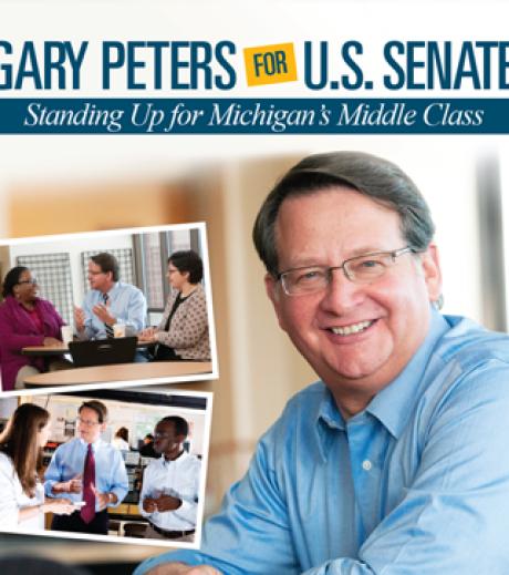 Senator Gary Peters