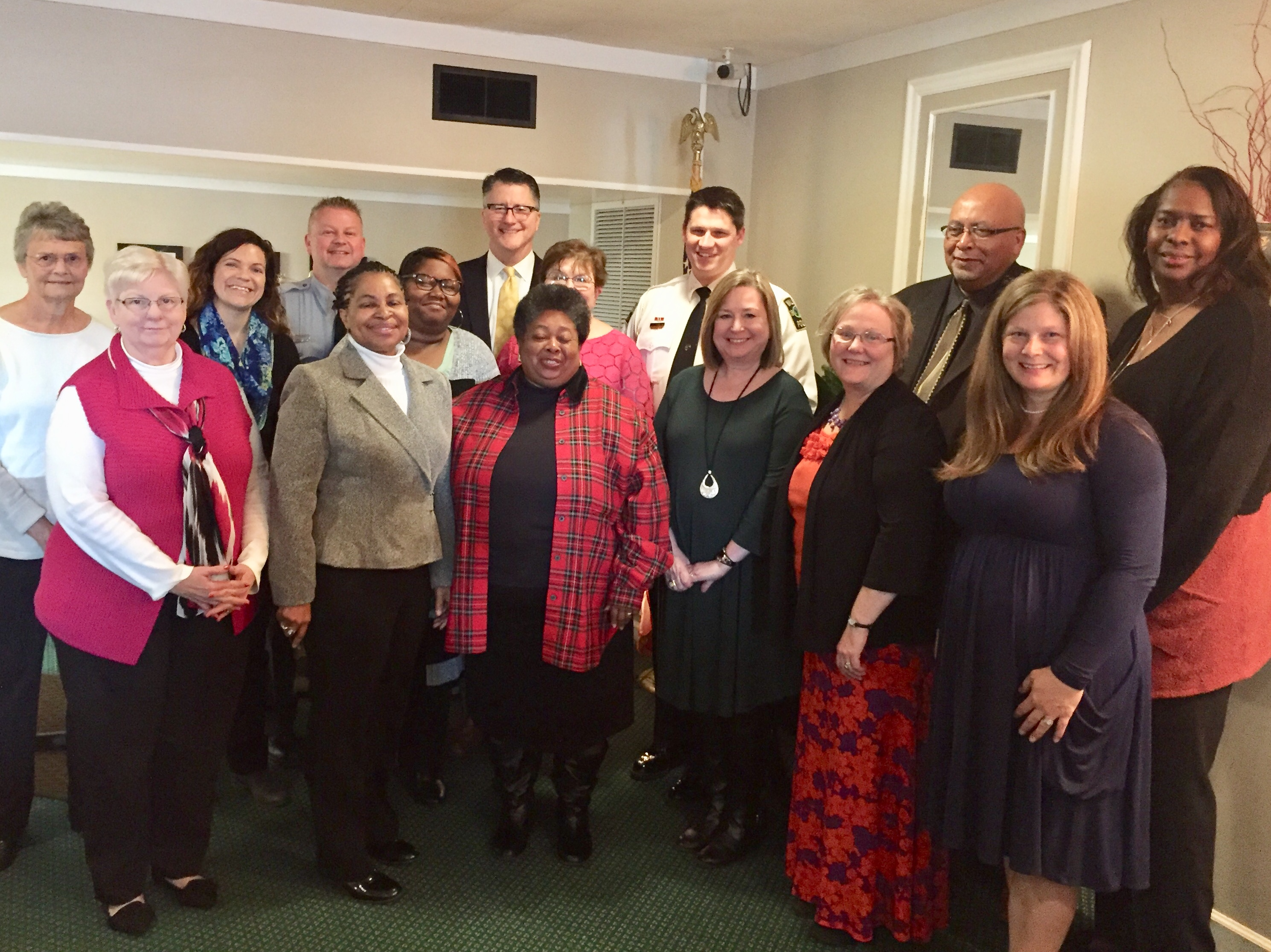 A recent celebration included board members and grantees of both the Duplin affiliate grants awards program and the Duplin Foundation for Youth Advancement.