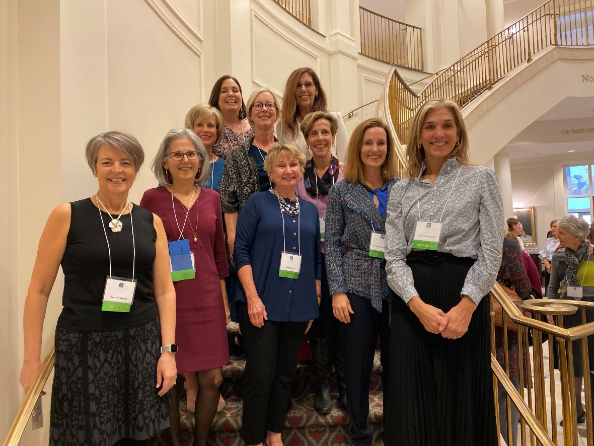 The grants committee of the Women's Giving Network of Wake County.