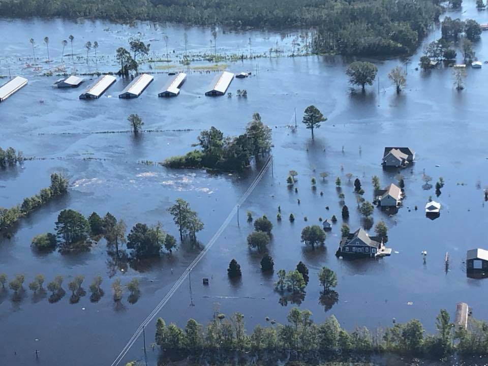 Hurricane Florence and ensuing floods will likely go down as the costliest storm in our history. NCCF's Disaster Relief Fund focuses on long-term recovery and will be there for the duration, with 100% of all donations going to unmet needs. Nothing is held back for administration.