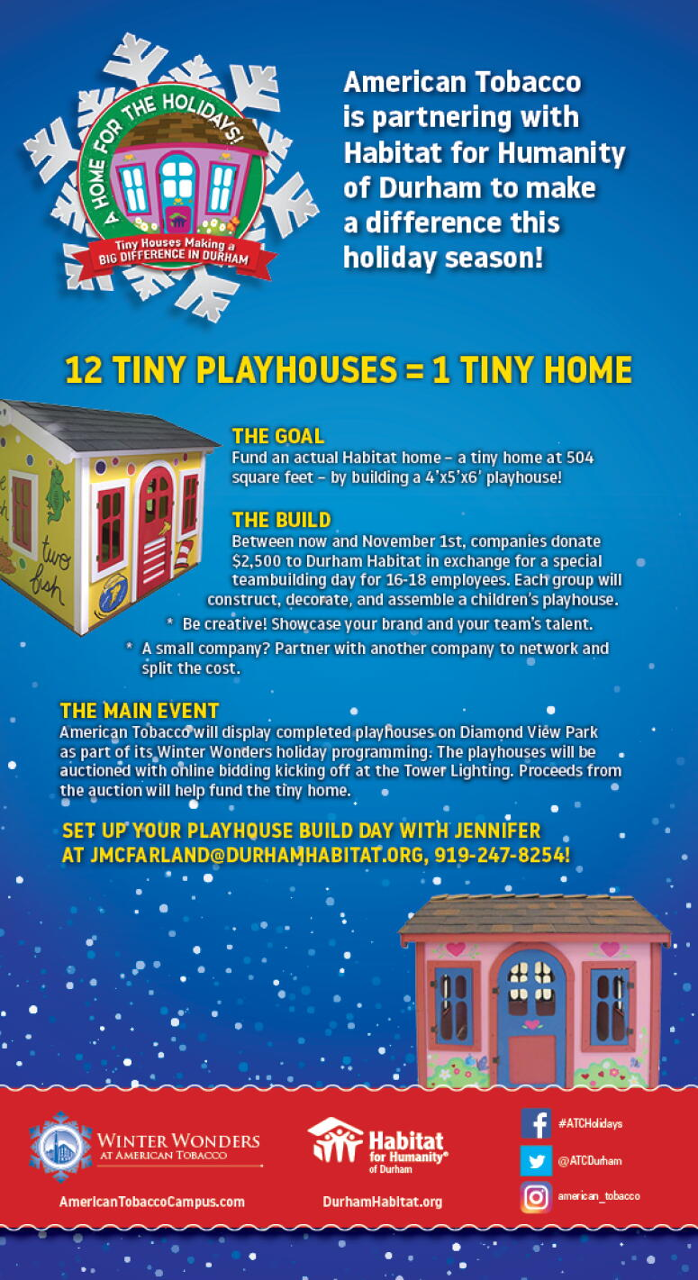 ATC playhouses