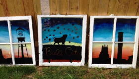 wine and paint event