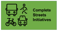 complete streets icon