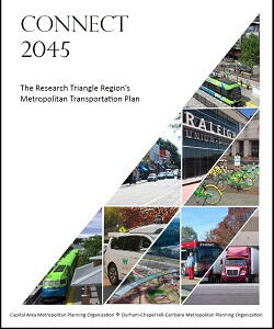 Cover to 2045 MTP Final Report
