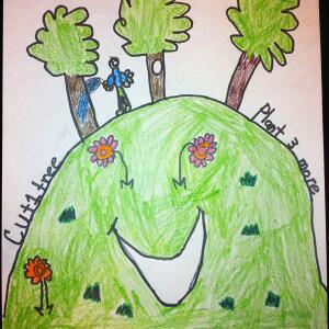 E PA Matthew U Planet Aid Earth Day Art Contest