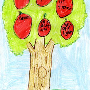 KC Abby S Planet Aid Earth Day Art Contest
