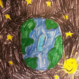 KC brianna  b Planet Aid Earth Day Art Contest