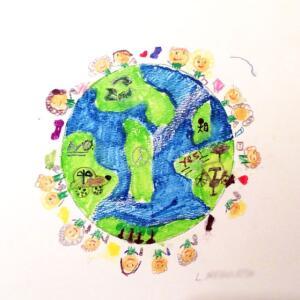 MI libby n Planet Aid Earth Day Art Contest