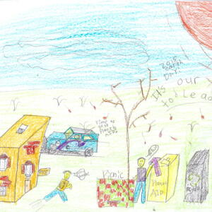 N OH noah m  Planet Aid Earth Day Art Contest