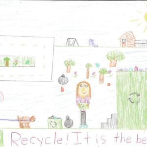 Nc Davyn O  Planet Aid Earth Day Art Contest