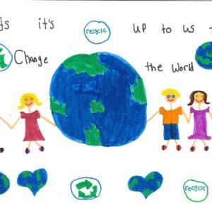 Nc Cariy J  Planet Aid Earth Day Art Contest