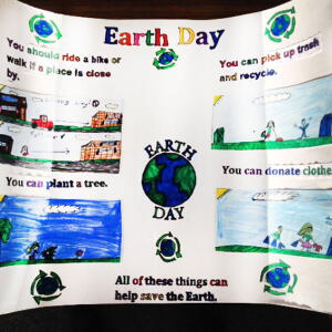 S oh Brianna A  Planet Aid Earth Day Art Contest