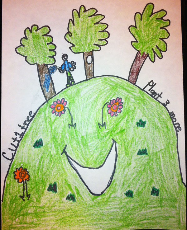 matthew u pennsylvania planet aid art contest