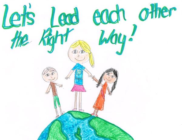 Kansas Missouri Planet Aid Earth Day Art Contest