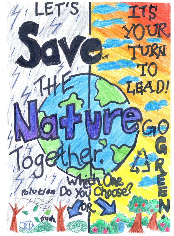 Earth Day Art Contest 2015 Planet Aid Inc