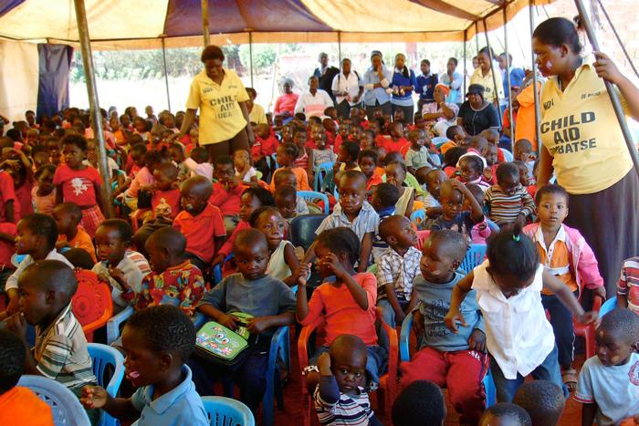South Africa preschool planet aid
