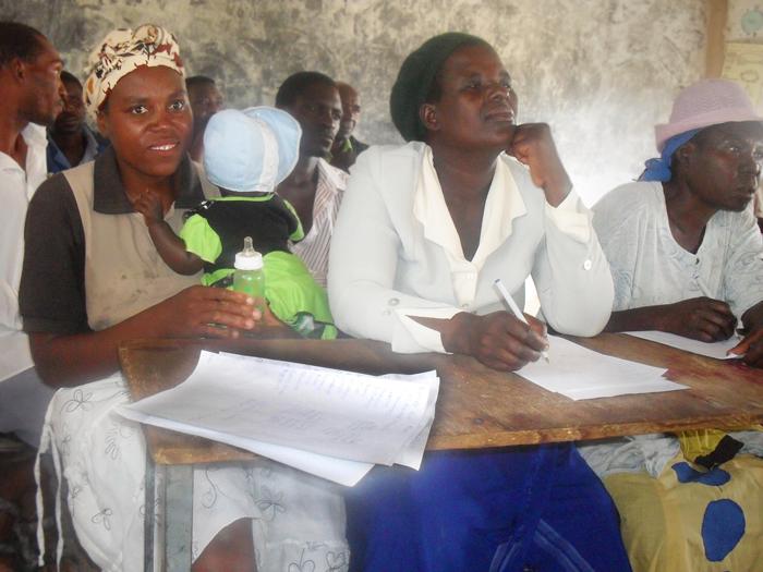 Zimbabwe adult education planet aid