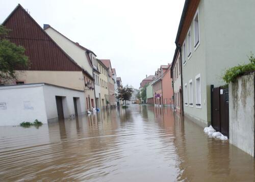 Climate change, Danube