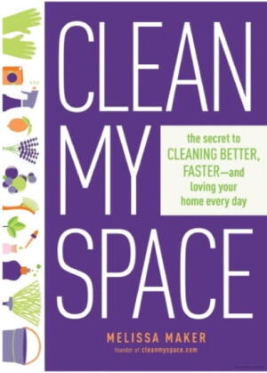 Clean My Space, Melissa Maker, inspiration, spring cleaning, cleaning, planet aid